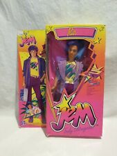 Rio Doll Figure Cassette 1985 Truly Outrageous Jem & The Holograms Hasbro 80s