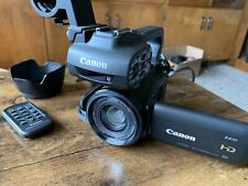 Canon XA10 Camcorder - used, good condition, works great!