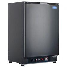 Propane Gas Refrigerator Superior 2 Cu Ft 3-Way (Lp Gas, 110V Ac, 12V Dc) Black