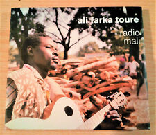"ALI FARKA TOURE  "" Radio Mali "" -  CD, Compilation -  WCD 044  - 1996 UK"