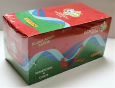 Panini World Cup 2006 – box display ministicker incl. 36 packs + 10 x album