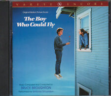 The Boy Who Could Fly - Bruce Broughton (Varese Encore Limited Edition CD, 2012)