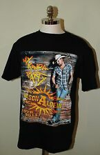 NEW JASON ALDEAN CONCERT T-SHIRT MY KINDA PARTY TOUR 2011 BLACK SIZE LARGE