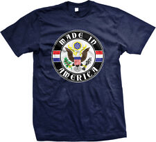 Made In America USA United States of America Pride Great Seal Mens T-shirt