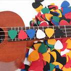 100PCS ABS Acoustic Ukulele Bass Electric Guitar Picks Plectrums Access.PI