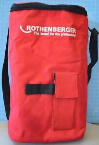 Rothenberger Hot Bag 8.8835 -  (Bag Only)