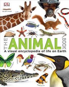 The Animal Livre (Référence) Par DK, Neuf Livre ,Gratuit & , (Couverture Rigide)
