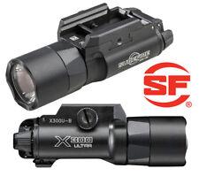 Surefire X300U-A Ultra Weapon Light, 600 Lumens, Black