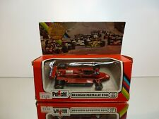 POLISTIL CE 120 ALFA ROMEO BRABHAM BT48 PARMALAT - F1 RED 1:43 - GOOD IN BOX