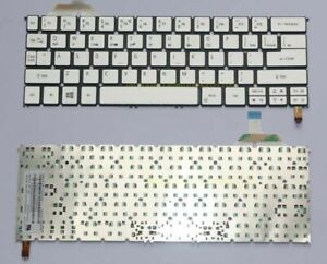 keyboard Acer S7-391, S7-392