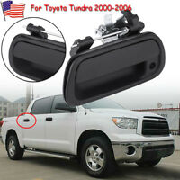Rear Tail Gate Tailgate Handle for 2000-2006 Toyota Tundra Pickup Truck Black