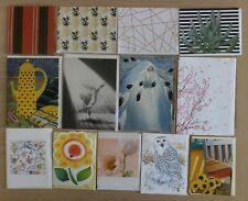 45 Note Cards, Greeting Cards, Blank Inside, no Duplicates, Nice selection