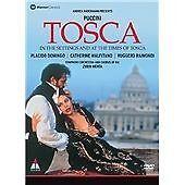 Zubin Mehta - Puccini: Tosca - In the settin *New DVD*