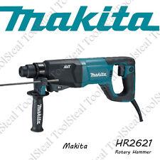 "Makita Hr2621-R 1"" Avt® Rotary Hammer (accepts Sds-Plus bits)"