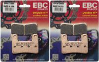 EBC Brake Pads FA724HH (2 Packs - Enough for 2 Rotors)