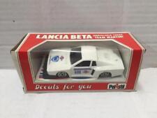 Modellini statici di auto, furgoni e camion Polistil per Lancia