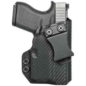 Concealment Express Glock 43 /43X w/ TLR-6 IWB KYDEX Holster