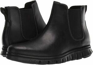Cole Haan Men's Zerogrand Water Resistant Hiker Boot Black Style C30163