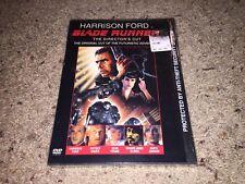 Blade Runner: The Director's Cut (DVD, 1997) Original Snapcase *NEW/SEALED!*