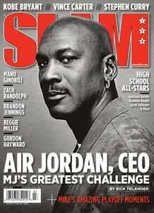 Michael Jordan - Slam Magazine -July 2010 - Kobe Bryant - New & Unread NO LABEL