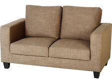 Seconique Tempo 2 Seater Sofa in a Box - Sand Fabric Settee
