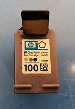 Printer Ink Cartridge HP100 Gray Photo Print Cartridge