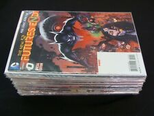 The New 52 Future's End #0-48 Complete Set Run Justice League DC