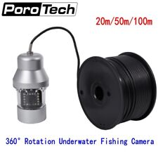 Fishing Camera Underwater Video Camera Sony CCD 1000TVL 360 degree Rotating