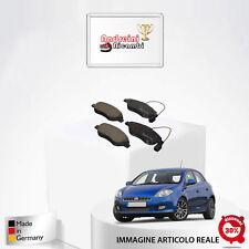 KIT 4 PASTIGLIE FRENO ANTERIORE FIAT BRAVO II 1.9 D 110KW  DAL 2008 ->111052