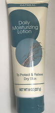 DAILY MOISTURIZING LOTION OATMEAL TO PROTECT & RELIEF DRY SKIN