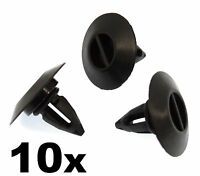 10x BMW Plastic Trim Clip for Sill Mouldings/ Side Skirts/ Rocker Cover Moulding