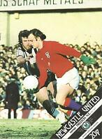 Newcastle United v Preston North End - Div 2 - 4/4/1979 - Football Programme