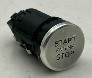 2011 - 2018 AUDI A8 A8L S8 - ENGINE START / STOP SWITCH 4H1905217A