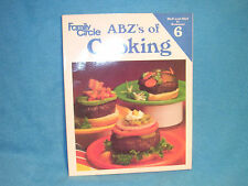 Family Circle ABZ's of Cooking Half and Half to Kumquat Volume 6