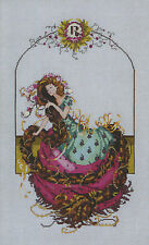 Cross Stitch Chart / Pattern ~ Mirabilia Rapunzel #MD145
