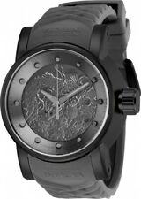 Invicta 28177 S1 Rally Men's 48mm Automatic Black-Tone Steel Gunmetal Dial Watch