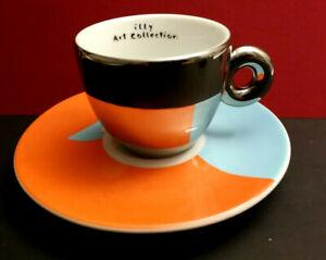 illy Caffè Espresso Espressotasse Sagmeister 2020 Art Collection