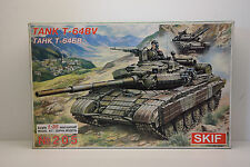 CHAR TANK T-64BV SKIF 1/35 NEUF EN BOITE