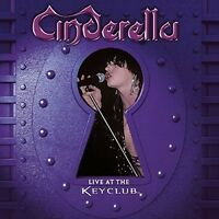 Cinderella - Live at the Key Club [New Vinyl]