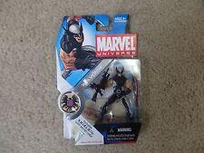 Marvel Universe Wolverine S H I E L D file secret code Hasbro