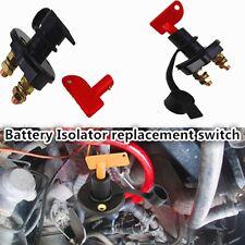 CAR RACING BATTERY KILL SWITCH CUT-OFF POWER DISCONNECT 12V BREAKER CAR BOAT
