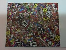1/18 scale Modified Tuning  STICKERBOMB DECAL