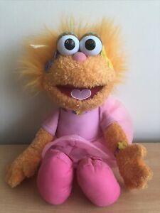"""Sesame Place Zoe Plush Ballerina Tutu 14"""" Sesame Street"""
