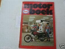 MOTORBOEK ESSO HONDA CBX1000 SIX COVER, WIL HARTOG NIMAG SUZUKI POSTER,VINK