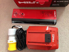 Hilti Lithium-ion Power Tool Batteries & Chargers