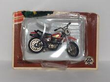 Vintage Ridge Riders Zee Toys Yamaha Dirt Bike Motorcycle In Partial Package