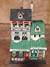 Department 56 The Chocolate Shoppe Collectible Figurine 56.59684