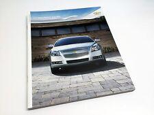 2011 Chevrolet Malibu LS LT Platinum LTZ Brochure