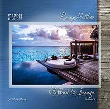 Chillout & Lounge, Vol. 5 [Gemafreie Barmusik | Piano Lounge | Ronny Matthes]