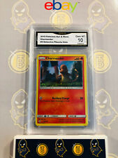 Charmander 4/18 Detective Pikachu 10 GEM MINT GMA Graded Rare Holo Pokemon Card
